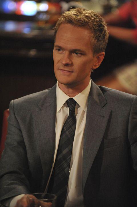 """Robin will Barney (Neil Patrick Harris) beweisen, dass sie ihr """"Haltbarkeitsdatum"""" noch nicht überschritten hat ... - Bildquelle: 20th Century Fox International Television"""