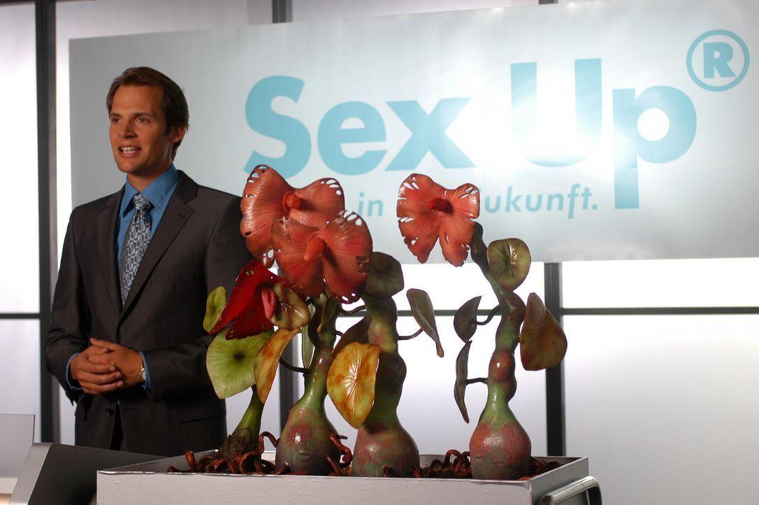 Firmenchef Hubertus von Hohenlohe (Thorsten Feller) schreckt vor nichts und niemandem zurück, um die drohende Pleite seines Pharmakonzerns abzuwend... - Bildquelle: Gordon Mühle ProSieben