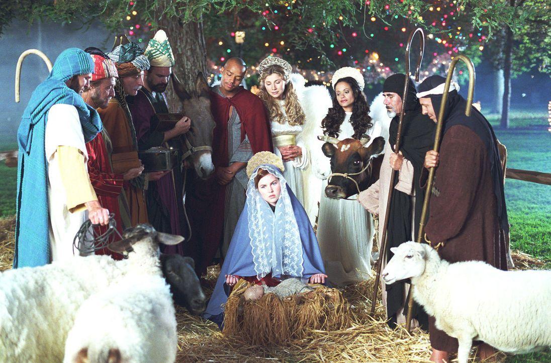Nach all dem Stress im Sacred-Heart-Krankenhaus, kommt es am Ende doch zu einem kleinen Weihnachtswunder ... - Bildquelle: Touchstone Television