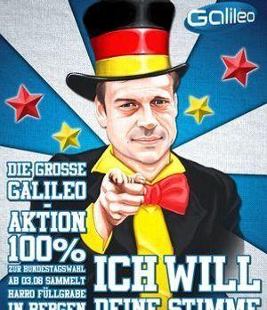 Aktion 100 Prozent