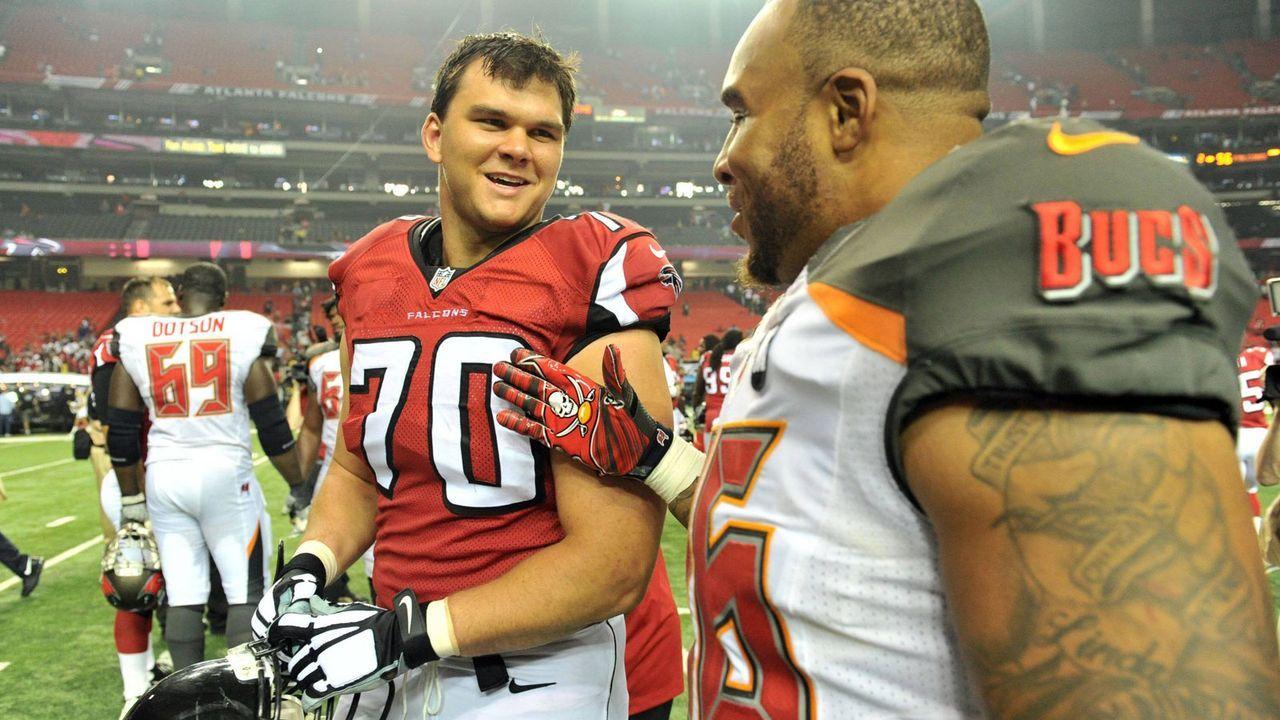 Jake Matthews (Atlanta Falcons) - Bildquelle: imago/ZUMA Press