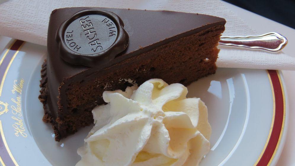 Rezept: Original Wiener Sachertorte