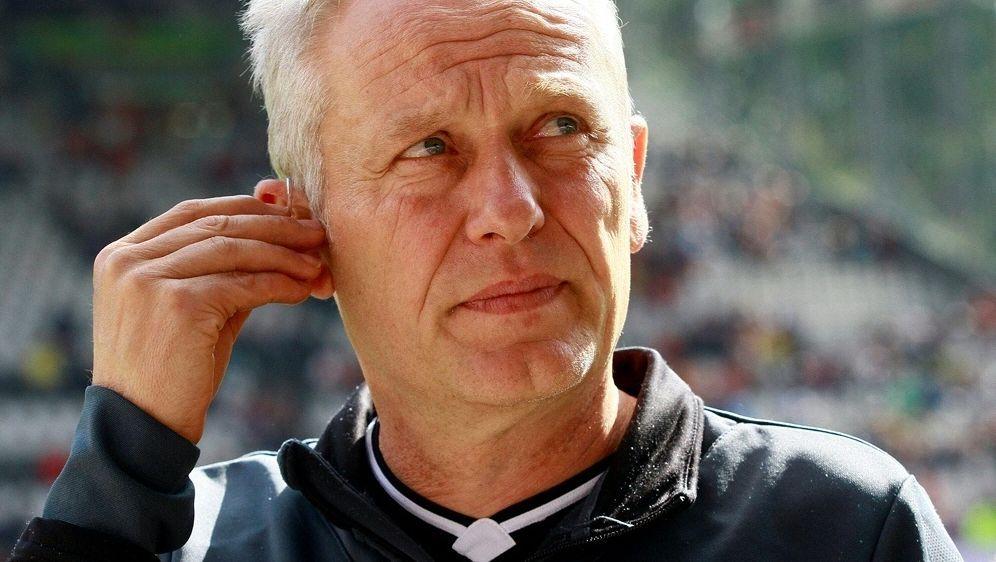 Christian Streich erwartet motivierte Bayern - Bildquelle: PIXATHLONPIXATHLONSID