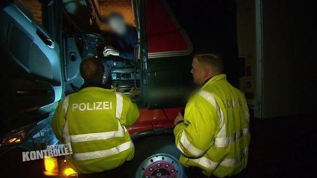 Achtung Kontrolle - Achtung Kontrolle! - Einmal Anhalten Bitte - Verkehrskontrolle Auf Der A1!