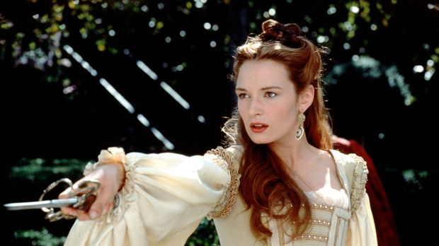 Die Kurtisane von Venedig, Veronica (Catherine McCormack), beherrscht sogar d...