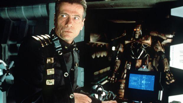 Judge Griffin (Jürgen Prochnow) kennt keinerlei Skrupel ... © Buena Vista Pic...
