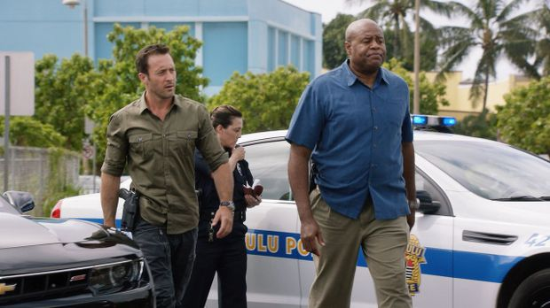 Hawaii Five-0 - Hawaii Five-0 - Staffel 7 Episode 22: Knochenarbeit