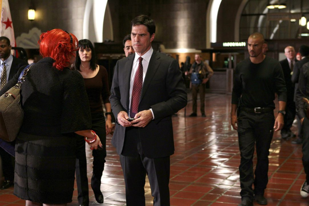 Als in einem Stadtviertel von Washington D.C. die Leiche der 22-jährigen Kelly gefunden wird, die wie Marilyn Monroe gestylt war, nur dass der Mör... - Bildquelle: ABC Studios