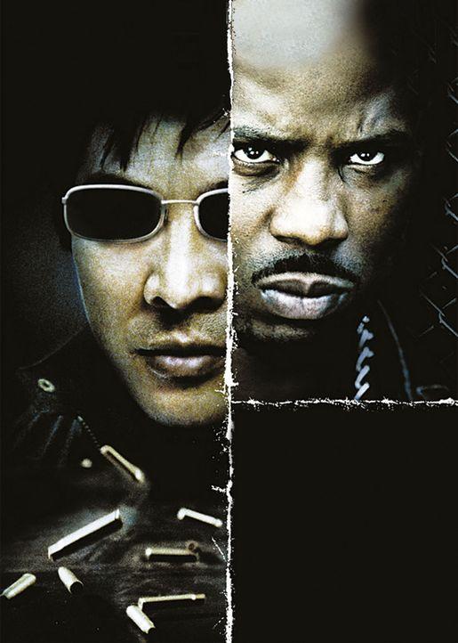 Von Natur aus sind sie Gegner, doch die Umstände schmieden sie zusammen: der Meisterdieb (DMX, r.) und der undurchschaubare Agent (Jet Li, l.) ... - Bildquelle: Warner Bros.