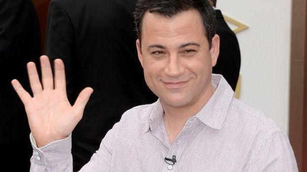 Jimmy Kimmel wird die Oscars moderieren.