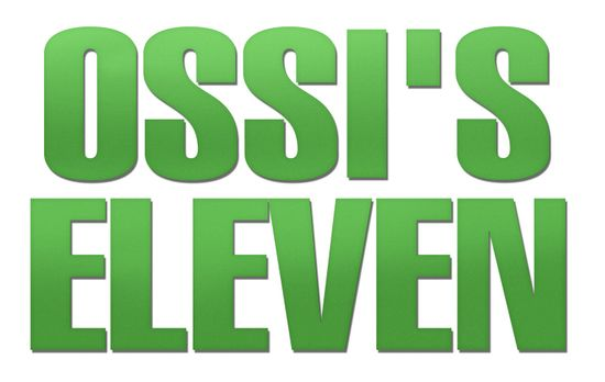 Ossis Eleven - OSSI'S ELEVEN - Logo - Bildquelle: Universum Film (UFA)