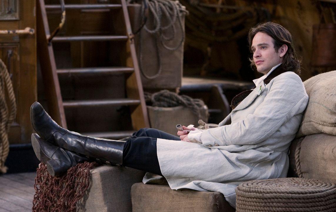 Tristan (Charlie Cox) beginnt an seinen Gefühlen zu zweifeln: Eigentlich gehört sein Herz der Dorfschönheit Victoria, doch die Sternschnuppe Yvaine... - Bildquelle: 2006 Paramount Pictures. All Rights Reserved.