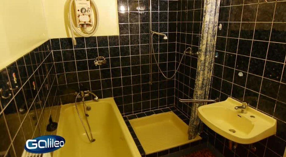 galileo - video - fuffie - badezimmer - prosieben, Badezimmer ideen