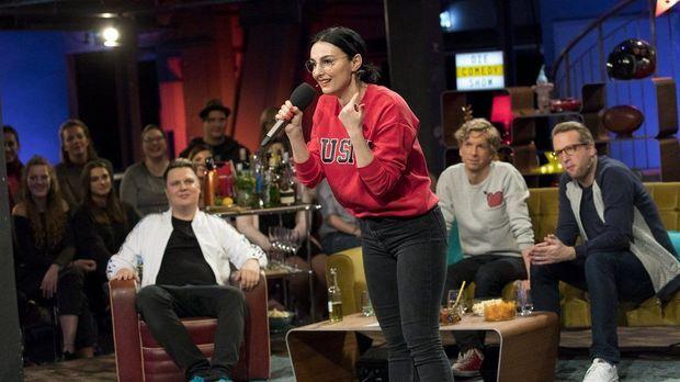 Die Comedy Show - Die Comedy Show - Basiert Mimi Fiedlers' Story Auf Einer Wahren Begebenheit?