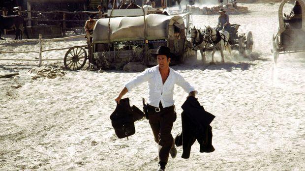 Bret Maverick (Mel Gibson) ist mit allen Wassern gewaschen. Den charmanten Po...