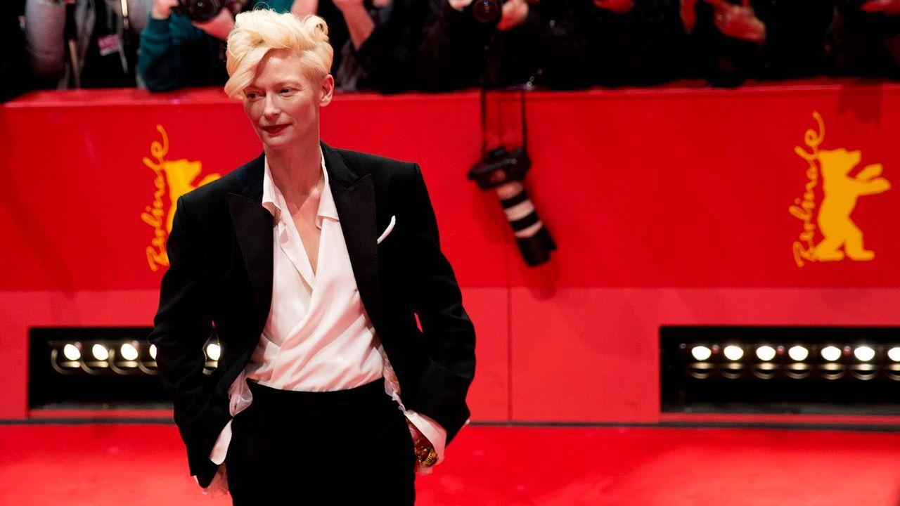 Berlinale-Tilda-Swinton-14-02-06-AFP - Bildquelle: AFP