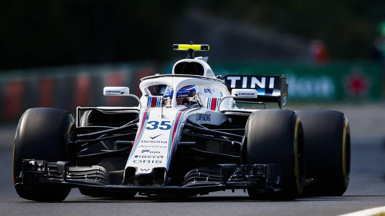 5. Williams - Bildquelle: imago/Motorsport Images