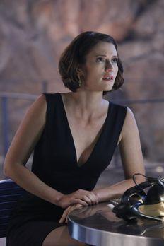 Supergirl - Alex (Chyler Leigh) versucht ihren Boss Hank zu überzeugen, seine...