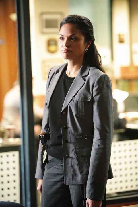 Bekommt Unterstützung bei den Ermittlungen in einem Mordfall von Sam und seinem Team: Det. Vivian Solis (Karen Olivo) ... - Bildquelle: ABC Studios