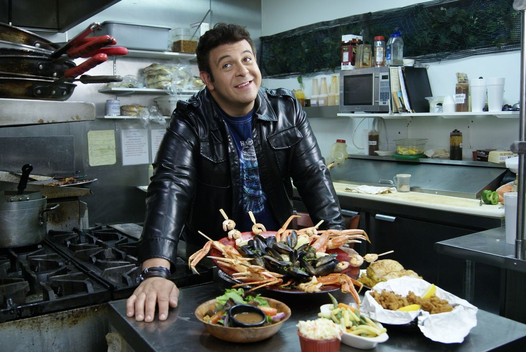 Adam Richman - Bildquelle: The Travel Channel, L.L.C.