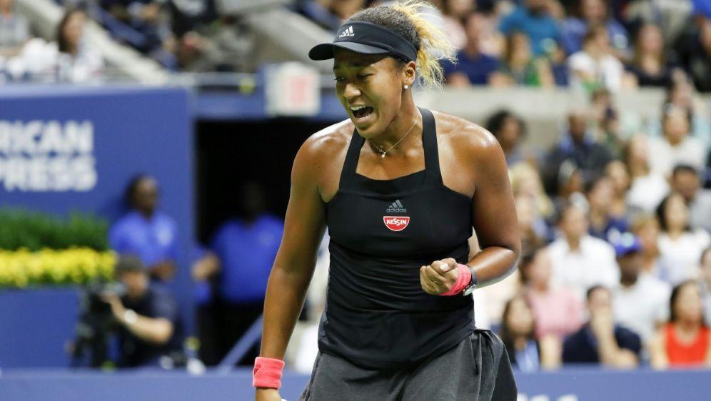 Naomi Osaka übt keine Kritik an Serena Williams - Bildquelle: PIXATHLONPIXATHLONSID