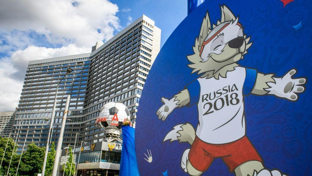 Der LSVD fordert eine klare Positionierung der FIFA - Bildquelle: AFPSIDMLADEN ANTONOV