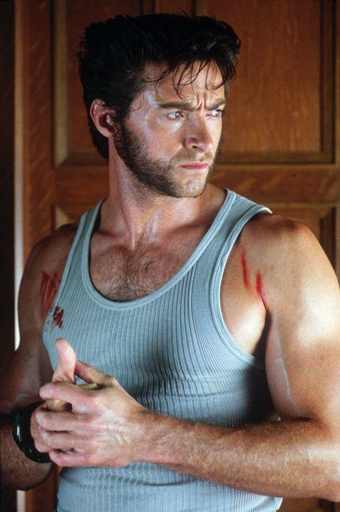 Wolverine (Hugh Jackman), Jean Grey und Storm versuchen verzweifelt, einen Mutanten zu finden, der einen Mordanschlag auf den Präsidenten begangen h... - Bildquelle: 20th Century Fox International Television