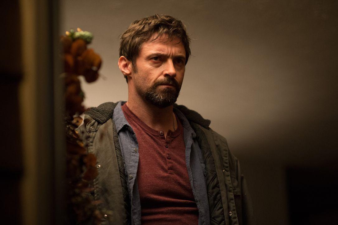 Um das Leben seiner Tochter zu retten, kennt Keller Dover (Hugh Jackman) keine Grenzen mehr ... - Bildquelle: TOBIS FILM. ALL RIGHTS RESERVED