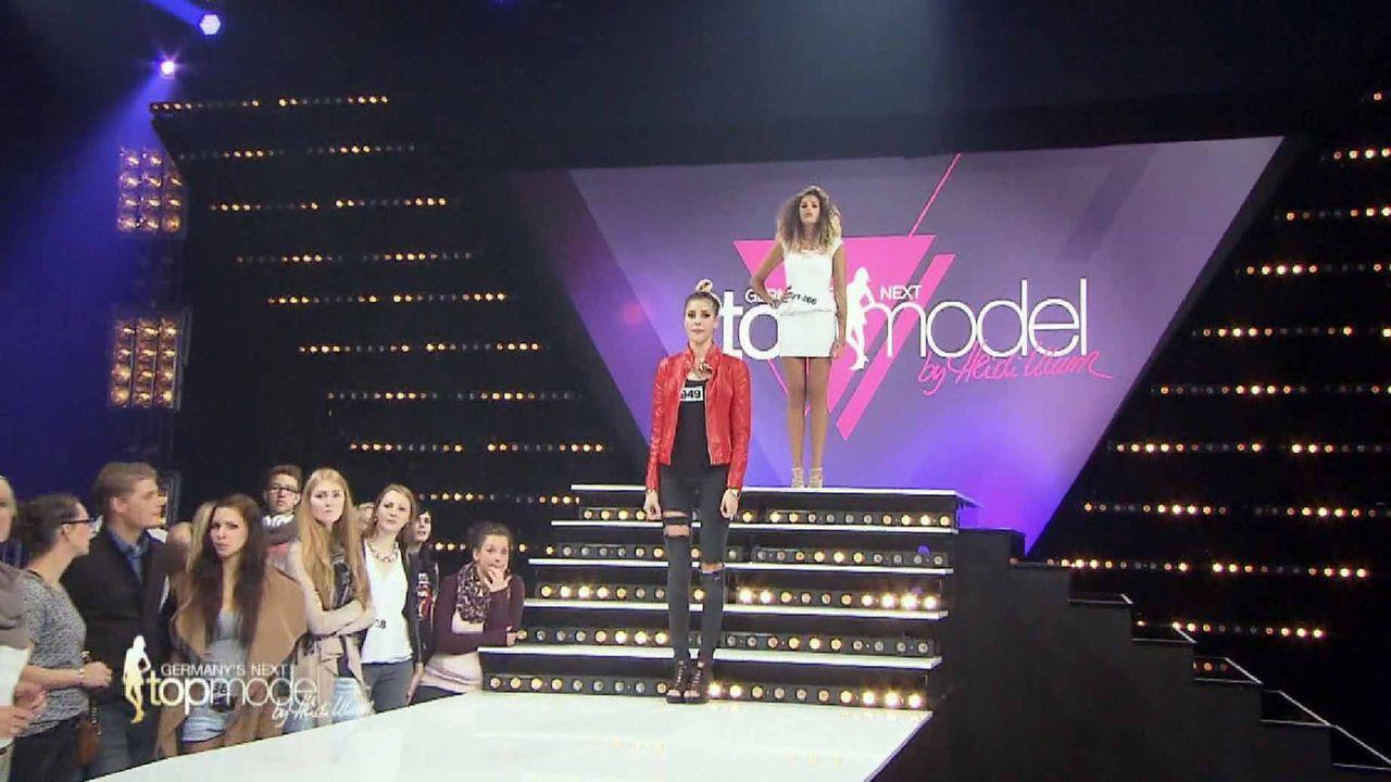 GNTM-10-Sendung02_089 - Bildquelle: ProSieben