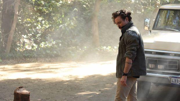 Riggs (Clayne Crawford) befreit den eiskalten Killer Gideon Lyons in einer me...