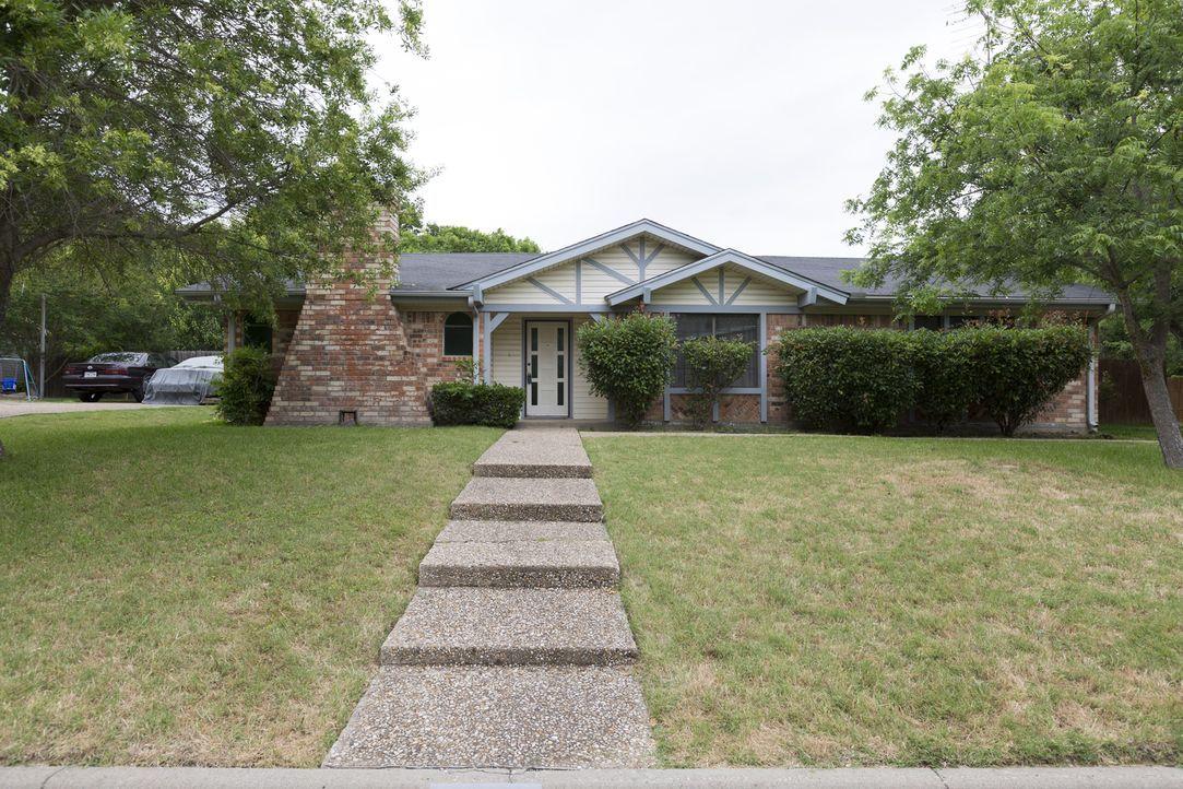Die Familie Aguilar hat sich für dieses Haus in Waco, Texas, entschieden. Ob Chip und Joanna Gaines die Wünsche und Erwartungen des Ehepaars umsetze... - Bildquelle: 2017, HGTV/Scripps Networks, LLC. All Rights Reserved.