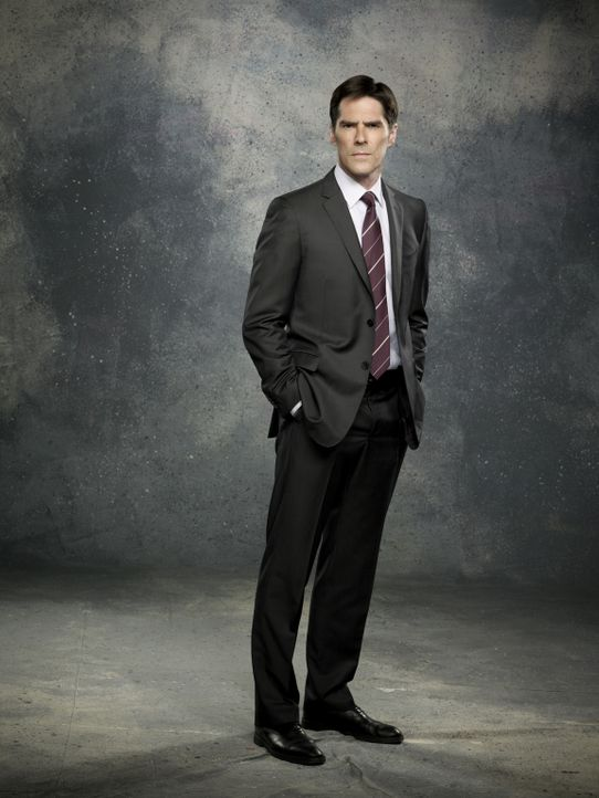 (7. Staffel) - Aaron Hotchner (Thomas Gibson) ist ebenso Teamleiter wie Teamplayer des BAU: Immer loyal, aber auch durchsetzungsstark, schützt er di... - Bildquelle: ABC Studios