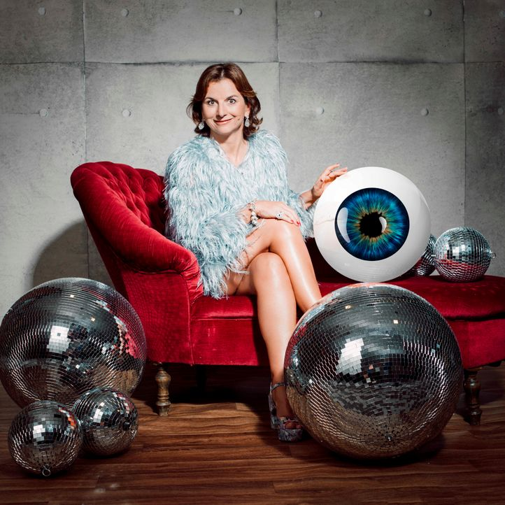 Claudia Obert Promi Big Brother Auge - Bildquelle: SAT.1/Arne Weychardt