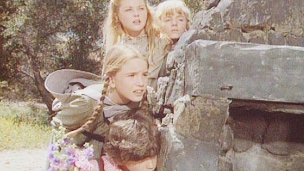 (v.l.n.r.) Vorsichtig nähern sich Willie (Jonathan Gilbert), Laura (Melissa G...