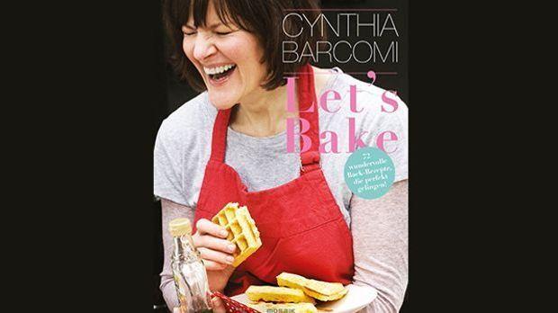 """Cynthia Barcomi hat ein neues Buch herausgebracht! Mit """"Let's Bake""""..."""