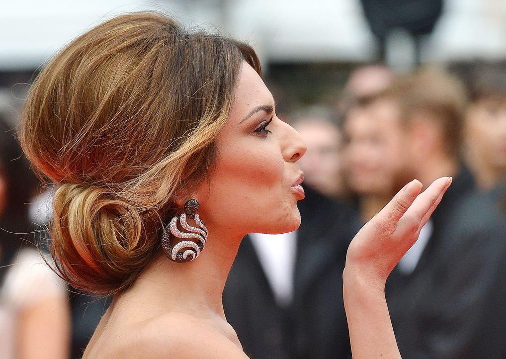 Cannes-Filmfestival-Cheryl-Cole-140519-AFP - Bildquelle: AFP