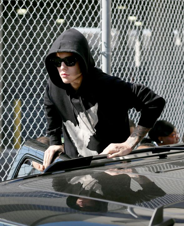 Justin-Bieber-Verhaftung-14-01-23-14-getty-AFP - Bildquelle: getty AFP