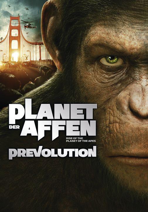 PLANET DER AFFEN: PREVOLUTION - Plakatmotiv - Bildquelle: 2011 Twentieth Century Fox Film Corporation. All rights reserved.