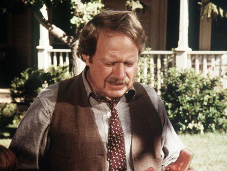 Die Waltons - Der bekannte Journalist Porter Sims (Richard McKenzie) ist nach...