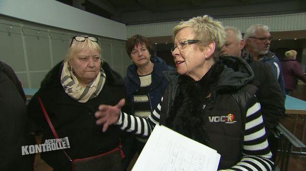 Achtung Kontrolle - Achtung Kontrolle! - Diskussionen Und Probleme: Der Xxl-flohmarkt In Wesel