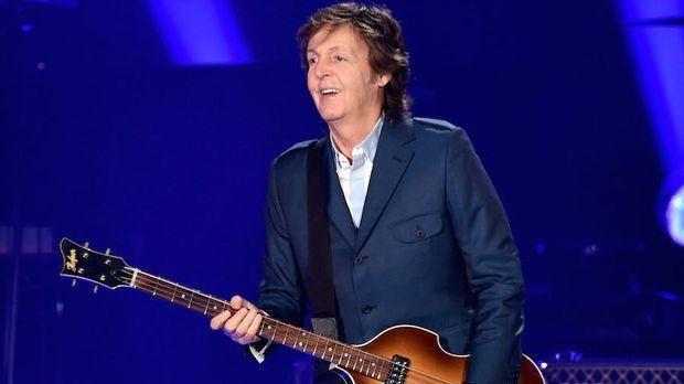 Paul McCartney_Tour Announced