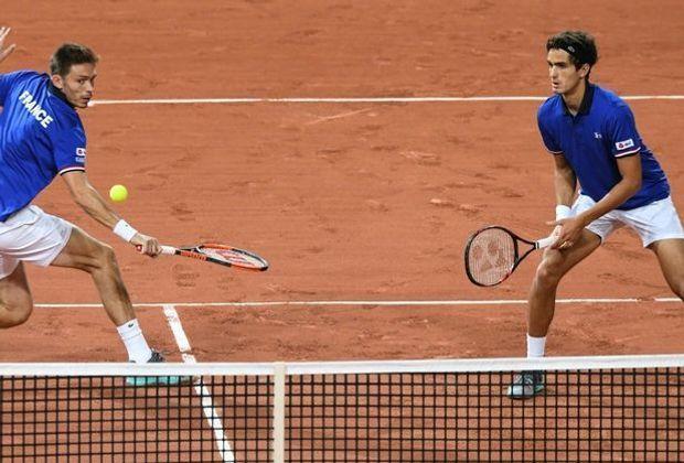 Frankreich auf Finalkurs im Davis Cup