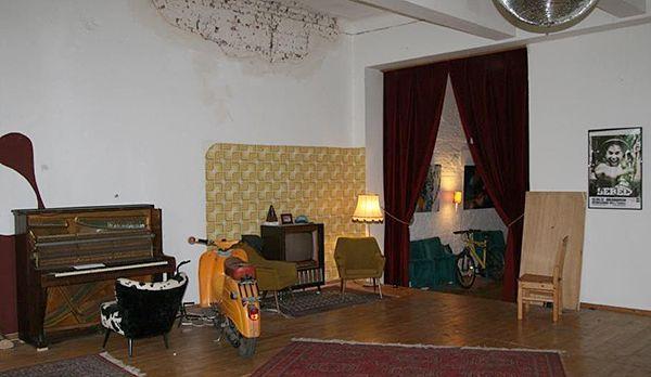 Frés Wohnzimmer