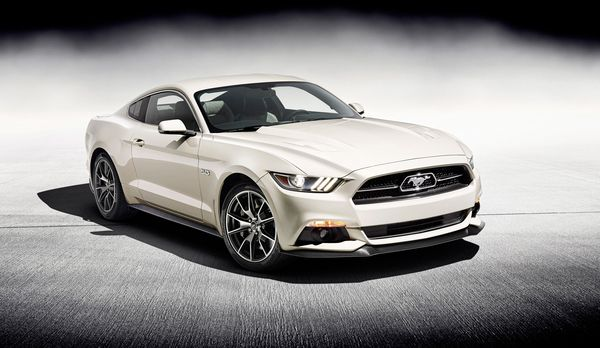 Mustang 50th Edition (1)