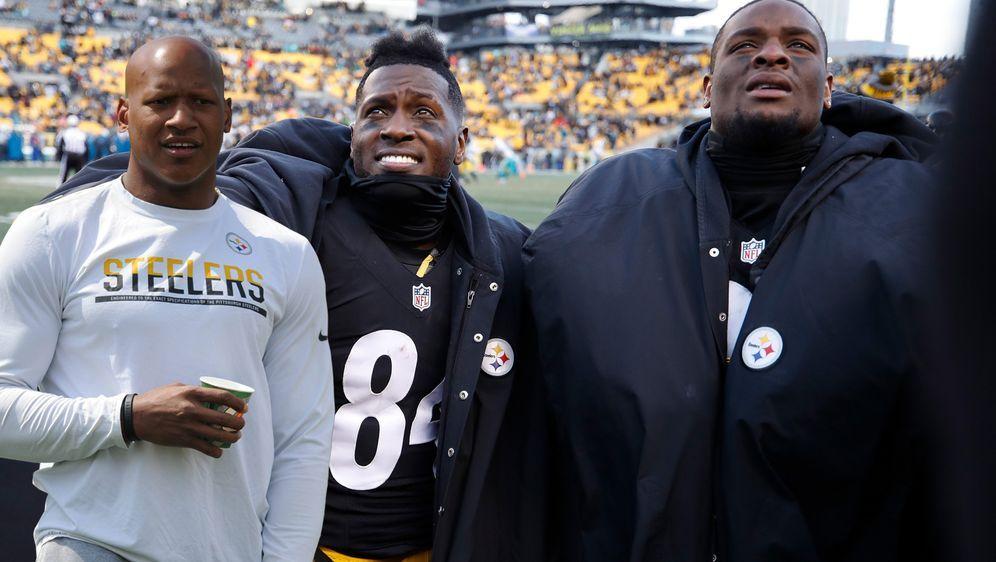 2d64da764 Drei Steelers-Stars mit offener Zukunft  Ryan Shazier