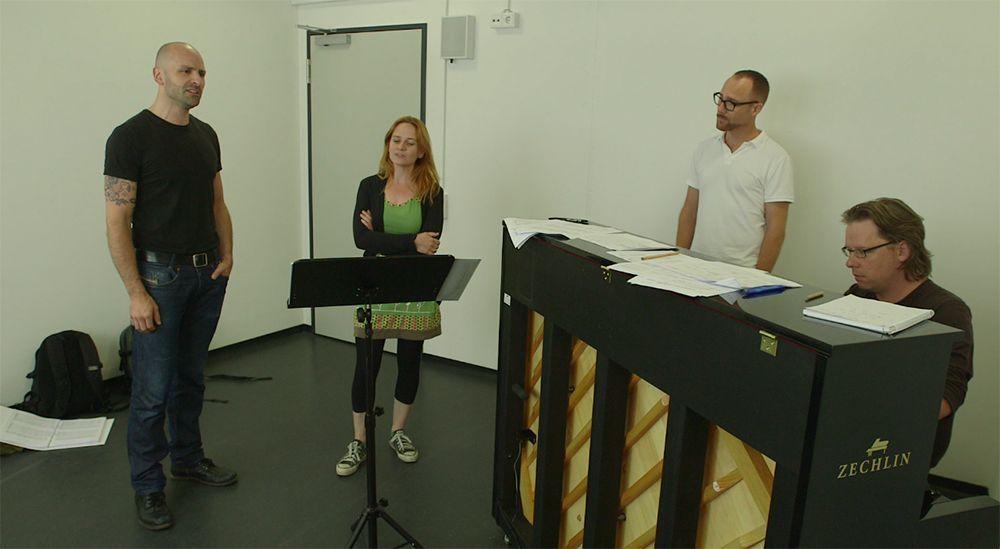 Detlef Leistenschneider - Musikprobe Wunder von Bern