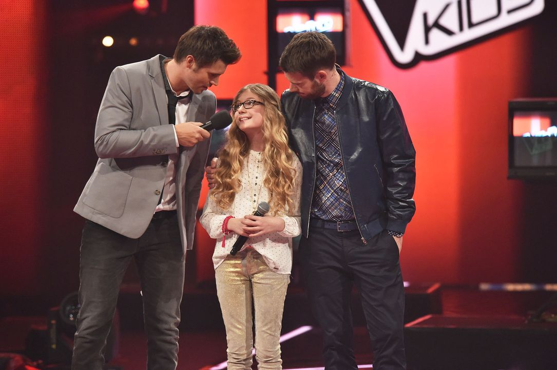 The-Voice-Kids-Stf03-Finale-Probe-46-Cosma-SAT1-Andre-Kowalski - Bildquelle: SAT.1/ Andre Kowalski