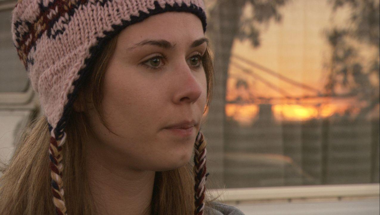 Noch weiß Kristy (Kestie Morassi) nicht, dass im australischen Hinterland die Hölle auf sie wartet ... - Bildquelle: Kinowelt