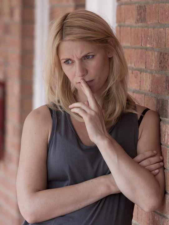 Brody verliert Roya gegenüber die Nerven und schmeißt alles hin. Carrie (Claire Danes) versucht die Situation mit allen Mitteln zu retten. Doch wi... - Bildquelle: 20th Century Fox International Television