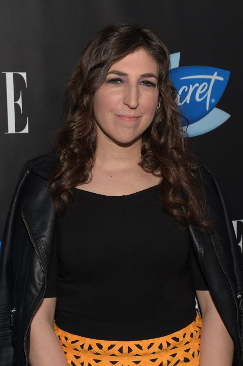 Mayim Bialik_GettyImages-538724492 - Bildquelle: 2016 Jason Kempin/Getty Images for ELLE